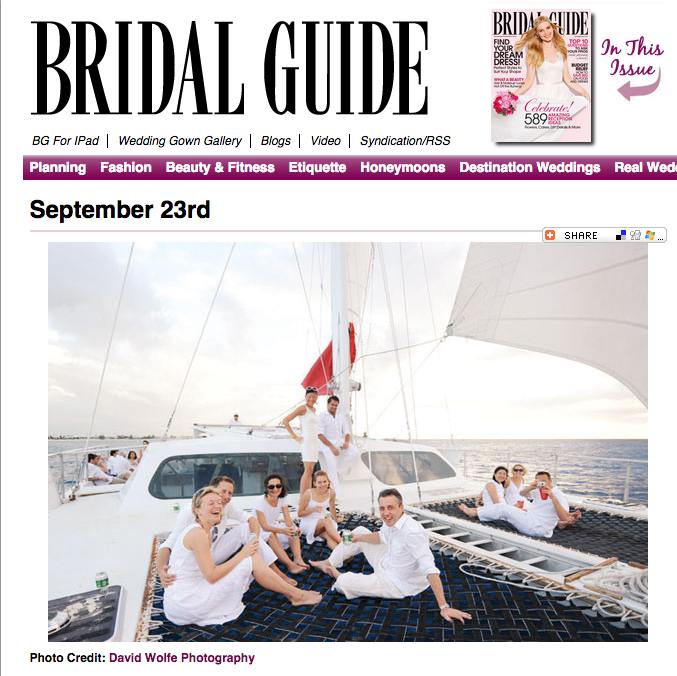 Bridal Tip of the Day on Bridal Guide | The Majestic Vision Wedding Planning | Palm Beach, FL and Milwaukee, WI | www.themajesticvision.com
