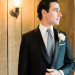Handsome Groom Getting Ready at Rustic Manor in Milwaukee, WI thumbnail