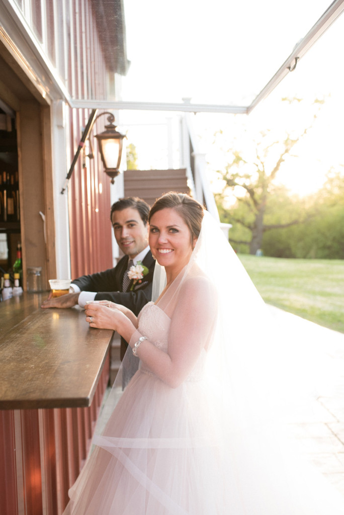 Volunteer park wedding