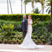 Elegant Couple Portrait at Grand Bay Club in Key Biscayne, FL thumbnail