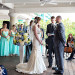 Elegant Blue and White Wedding Ceremony at Grand Bay Club in Key Biscayne, FL thumbnail