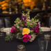 Romantic Wedding Reception Centerpiece at Iron Horse Hotel in Milwaukee, WI thumbnail