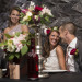 Romantic Wedding Reception at Iron Horse Hotel in Milwaukee, WI thumbnail