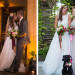 Romantic Bridal Party Portrait at Iron Horse Hotel in Milwaukee, WI thumbnail