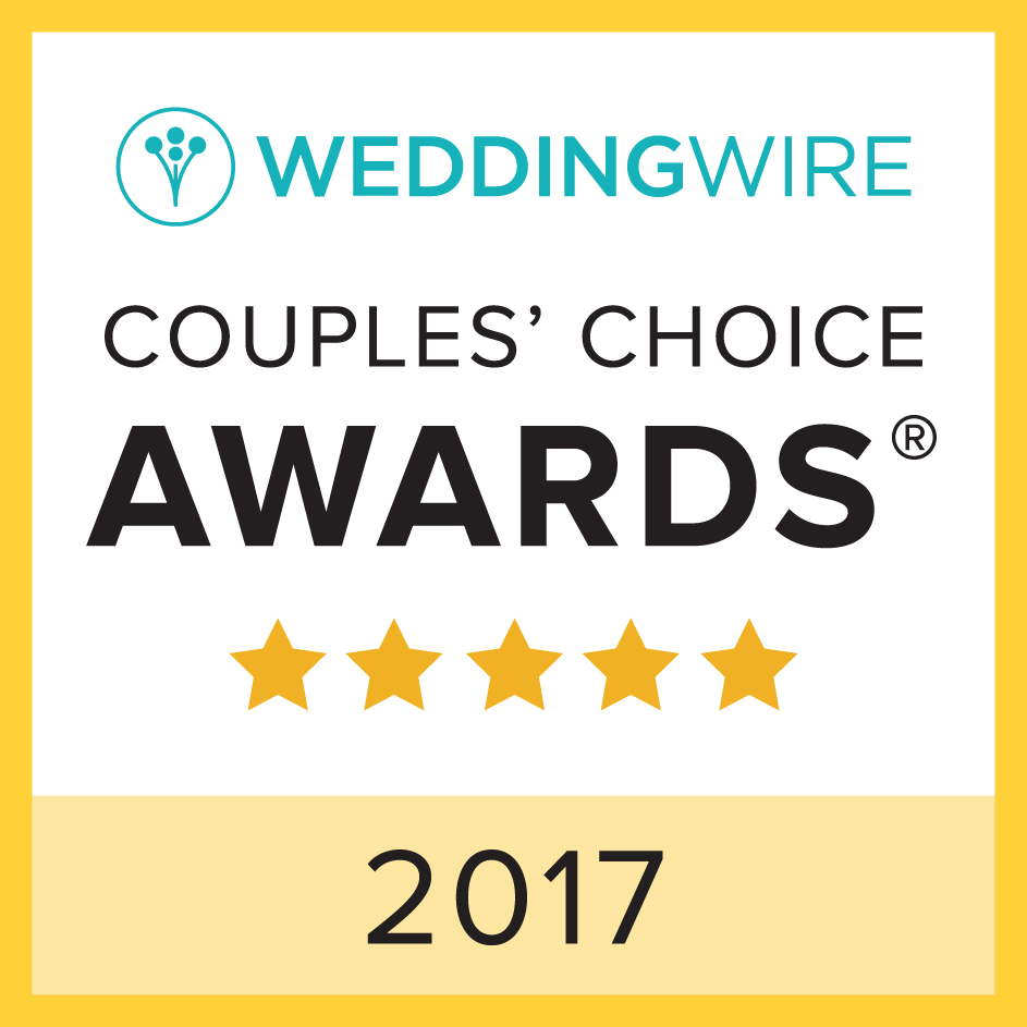 WeddingWire Couples Choice Award Winner 2017 | The Majestic Vision Wedding Planning | Palm Beach, FL and Milwaukee, WI| www.themajesticvision.com