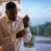 Handsome Groom for Wine Themed Wedding at The Addison Boca Raton in Boca Raton, FL thumbnail
