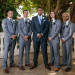 Gray and Brown Groomsmen for Wine Themed Wedding at The Addison Boca Raton in Boca Raton, FL thumbnail