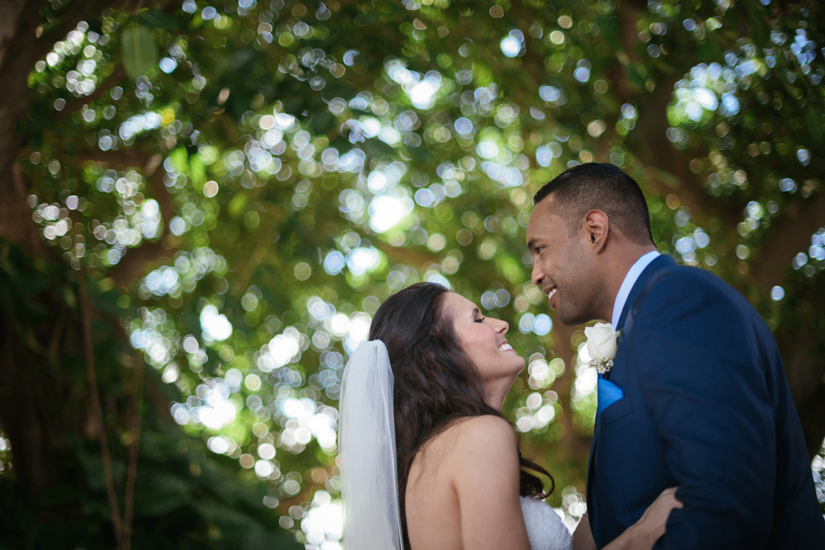 Happy Couple at Wine Themed Wedding | The Majestic Vision Wedding Planning | The Addison Boca Raton in Boca Raton, FL | www.themajesticvision.com | Robert Madrid Photography