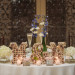 Sweetheart Table with Wine Cork Initials for Wine Themed Wedding at The Addison Boca Raton in Boca Raton, FL thumbnail