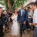 Bubble Grand Exit at Wine Themed Wedding at The Addison Boca Raton in Boca Raton, FL thumbnail