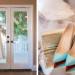 Something Blue Christian Louboutin Shoes for Wine Themed Wedding at The Addison Boca Raton in Boca Raton, FL thumbnail