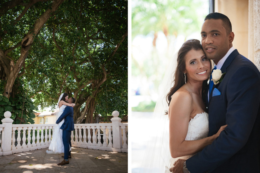 Stunning Couple at Wine Themed Wedding   The Majestic Vision Wedding Planning   The Addison Boca Raton in Boca Raton, FL   www.themajesticvision.com   Robert Madrid Photography