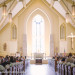 Elegant Wedding Ceremony at St Jerome Catholic Church in Milwaukee, WI thumbnail