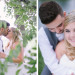 Elegant Bride and Groom at Legend of Brandybrook in Milwaukee, WI thumbnail