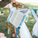 Ceremony Musicians at Romantic Mint and Serenity Blue Farm Wedding at Private Residence in Milwaukee, WI thumbnail