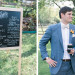 Brooks Brothers Suit at Romantic Mint and Serenity Blue Farm Wedding at Private Residence in Milwaukee, WI thumbnail