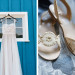 Blush Love Marley Wedding Gown for Romantic Mint and Serenity Blue Farm Wedding at Private Residence in Milwaukee, WI thumbnail