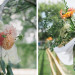 Summer Flowers at Romantic Mint and Serenity Blue Farm Wedding at Private Residence in Milwaukee, WI thumbnail