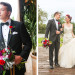 Lovely Couple at Whimsical Emerald and Amethyst Wedding at The Wanderers Club in Wellington, FL thumbnail