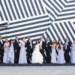 Wynwood Walls Wedding Party at Modern Black Tie Wedding at Briza on the Bay in Miami, FL thumbnail