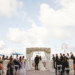 Waterfront Wedding Ceremony at Modern Black Tie Wedding at Briza on the Bay in Miami, FL thumbnail
