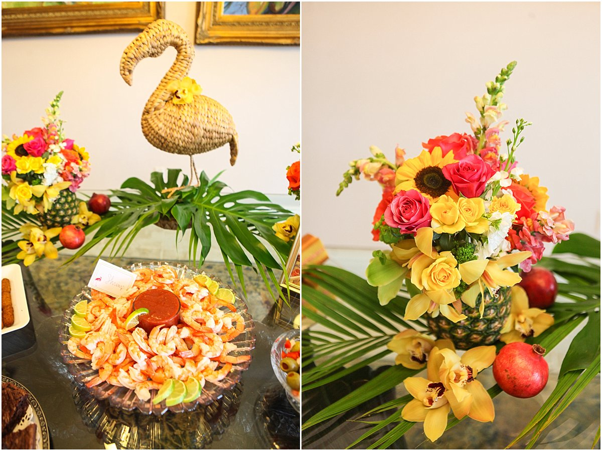 Tropical Baby Shower_The Majestic Vision